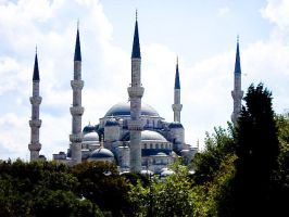 Blue Mosque by AbdoHad