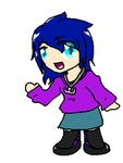 Chibs herself by chrompetitive