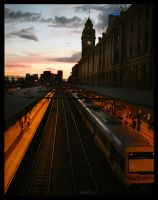 flinders street station by phooey69