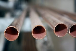 Copper pipes by FroZnShiva