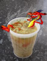 Who wants some Mushu? by raggyrabbit94