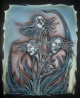 Triplets by cemetery-express