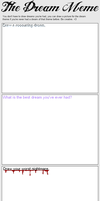 Blank - The Dream Meme by Jessi-Korpse