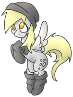 Derpy Beaniesocks by Tapsftw