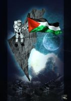 The Palestinian dream by sameer-kH