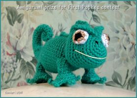 Amigurumi Disney contest Prize by Cinciut