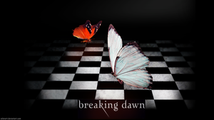 Breaking Dawn-Butterfly Style by selenart