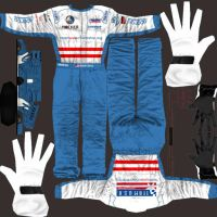 Team USA Scholarship Suit by smrzy