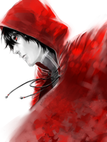 Red Riding Hood by Sacchim