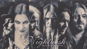 Nightwish - Endless Forms Most Beautiful by IceQueen1186