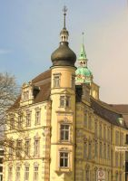 Schloss Oldenburg 2 by HexeMistelzweig