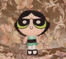 Buttercup PPG Plushie by Dynamoe