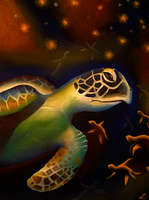 Turtles by Liorart