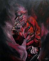 Freddy's Coming for you! by AmandaPainter87
