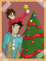 Holiday High Spirits by InTheShadowsOTheMoon