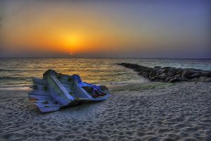 Sharjah Beach 2 by Hamrani