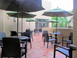 Embassy Suites Patio Seating by BigMac1212
