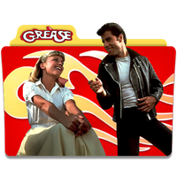 Grease Folder Icon by mikromike