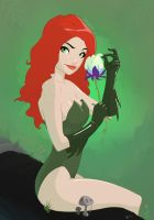 Poison Ivy by Mro16