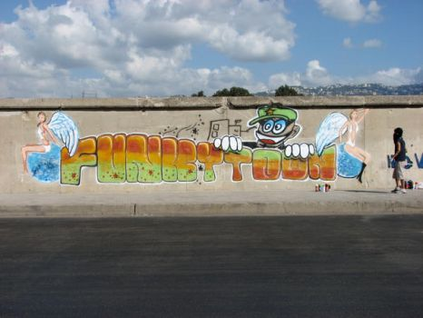 Beirut Taggs 6 by Hagv