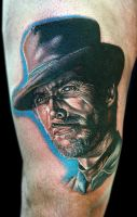 The Good The Bad The Ugly by tat2istcecil
