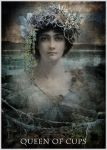 Queen of Cups by jhutter