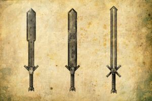 Forodren Auth: Dwarven Weapons 3 by Meanor