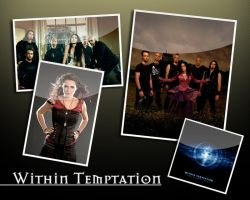 Within Temptation Pics by demidz92