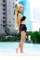 Marie Rose [Dead or Alive 5 Ultimate] by YuukiKuranPrincess