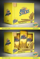 Bake sticks by rmelsheikh