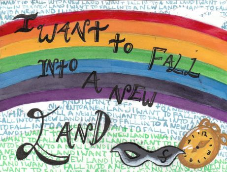 I Want to Fall Into a New Land by XalkaiVendetta