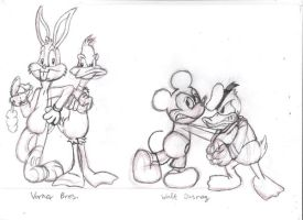 All-star doodlebug :sketch: by Alvah-and-freinds