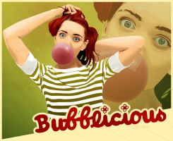 Bubblicious by CoolDes