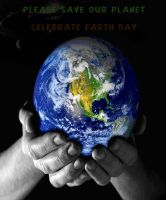 Earth Day Aprill 22 by StarsHorizon