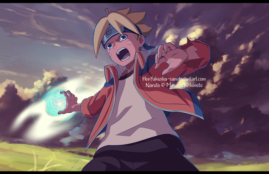 Boruto Wallpaper by HonYakusha-san