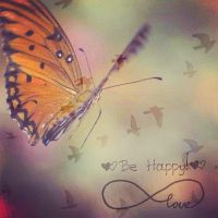 Be Happy And Love by samm4415