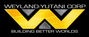 Weyland Yutani Logo by VincentConti85
