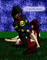 Love You Like a Zombie by I-Major-In-Magick