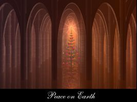 Peace on Earth by Casperium