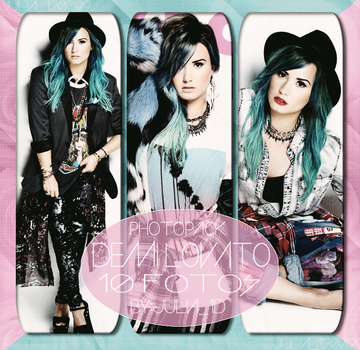 Photopack #223 ~Demi Lovato~ by juliahs1D