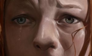 Fifth Element Jovovich Study by JoshSummana