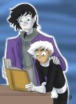 DP - Danny and Ghost Writer by liliy