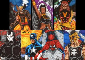 PSC - Marvels by SeanRM