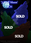 ''3 Woof Moon'' YCH/YTH -- CLOSED! by NinjaKato