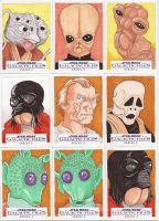 Star Wars Galactic Files Series 2 Sketch Cards 06 by Tyrant-1