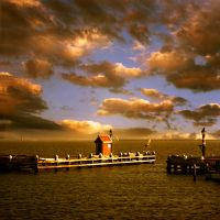the harbor..... by VaggelisFragiadakis