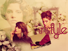 Ashley Greene - Instyle by N0xentra