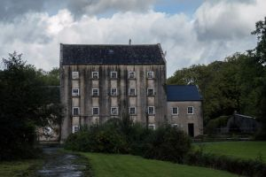 Old Mill.. by AledJonesStockNArt