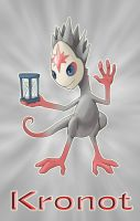 Kronot - The New Year Pokemon by facelesscow