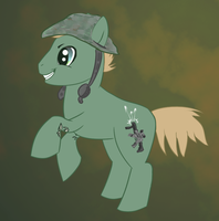 army pony by Appletail